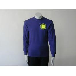 Sweat-Shirt marineblau